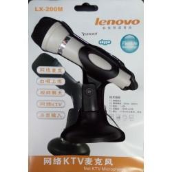 Lenovo Desktop Microphone LX-200M KTV M-002 with Stand
