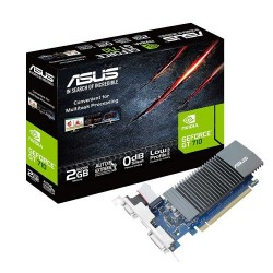 ASUS GeForce GT 710 2GB DDR5 nVidia Silent GT710-SL-2GD5