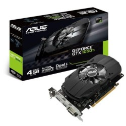 ASUS Phoenix GeForce GTX 1050 Ti 4GB GDDR5 PH-GTX1050TI-4G