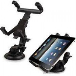 Tablet Car Holder Seat Mount Rotate Extendable