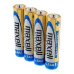 Maxell Alkaline Battery AAA LR03 10x 4pcs Shrink (40pcs)