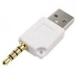 3.5mm to USB Male Analog to Digital Audio Convertor