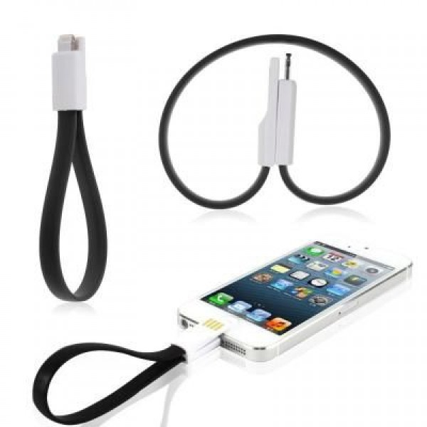 USB Lightning Charging Cable for iPhone 6 / 5 20cm
