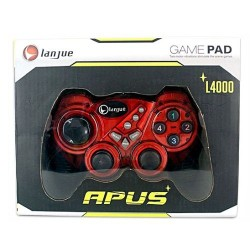Gamepad L-4000 Red for PC Gaming