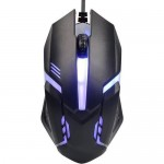 USB Gaming Mouse OP-20 illuminated Auto Changing 7x LED Color