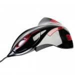 USB Optical Mouse Airplane Big Stealth Airforce Black