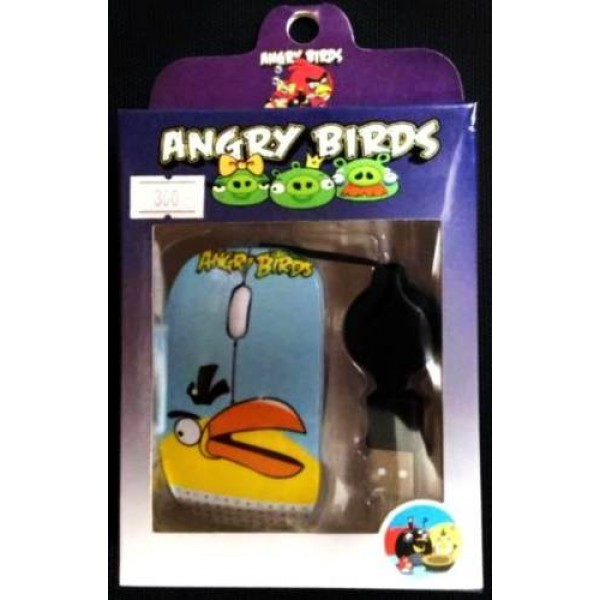 USB Mouse Angry Birds