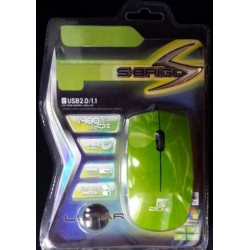 Optical Mouse USB S-Brigo LUNAR