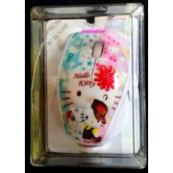 Optical Mouse USB Mini Hello Kitty 001