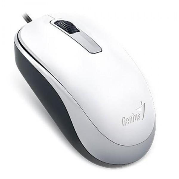 Genius Mouse DX-125 Optical Wired USB White