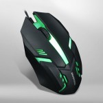 USB Gaming Mouse OP-20 illuminated Auto Changing Color