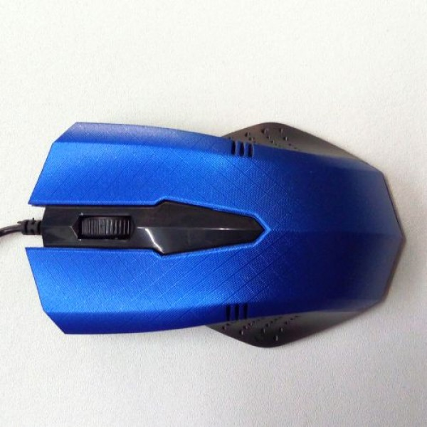 USB Optical Mouse YR-3020 Blue