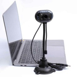 PC Web Camera BC-1032 480p with microphone