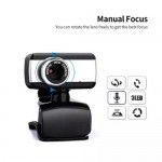 PC Web Camera BC-2019 480p with microphone