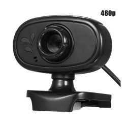 PC Web Camera W-2020 480p with microphone