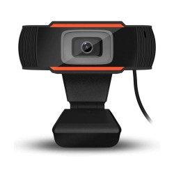 PC Web Camera L9 HD 720P with Microphone Crystal Eye Auto Focus Live Streaming Video Calling USB