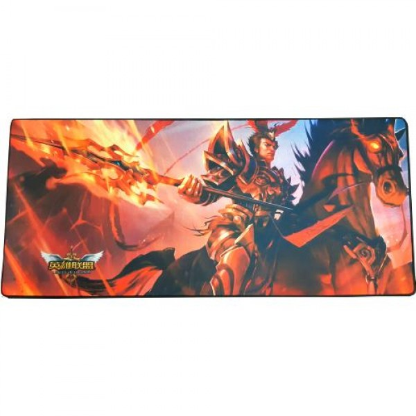 Professional Gaming Mousepad League of Legends Jarvan IV Limited Edition 900x400x3mm