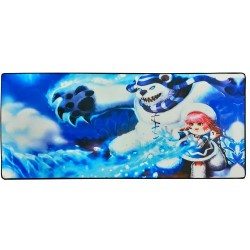 Professional Gaming Mousepad League of Legends Frostfire Annie Skin Limited Edition 900x400x3mm