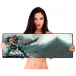 League of Legends Professional Gaming Mousepad - Tryndamere the Barbarian King