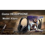 Gaming Headset X3 Pro Fortnite Limited Edition Headphones for Gamers