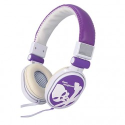 Headphones YH-808 Purple
