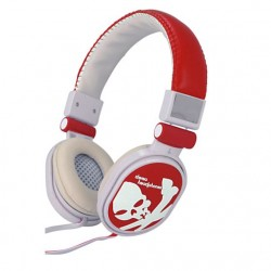 Headphones YH-808 Red