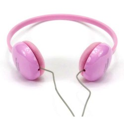 HEADPHONE KEENION KDM-810 PINK
