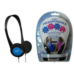 Maxell Kids Headphones Blue