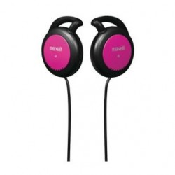 Maxell Kids ear clips Pink