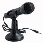 Lenovo Desktop Microphone LX-200M KTV M-002 with Stand