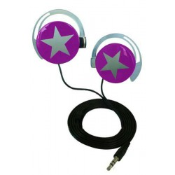 Earphone earbudz star