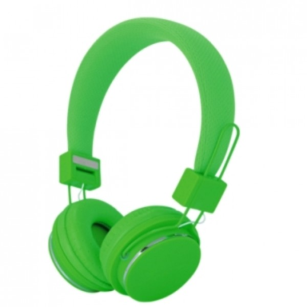 Headphones YH-6448 Green