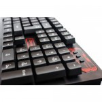 HK6500 2.4GHz Wireless Gaming Keyboard + Mouse Combo Black
