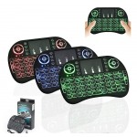 2.4GHz Mini Wireless Keyboard with Touchpad & backlight