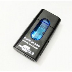USB Card reader 4-in-1