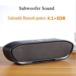 Bluetooth Speaker CY-01 4.1 EDR Portable Full Stereo Music Player Support MicroSD Card USB