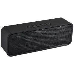 Bluetooth Speaker SC211 Mega Bass A2DP Portable Full Stereo Music Player Support MicroSD Card USB