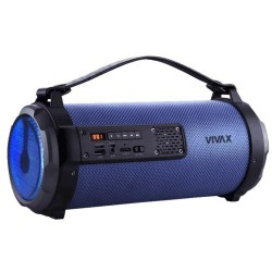 Vivax VIVAX VOX Bluetooth MP3 Speaker LED BS-101 Blue