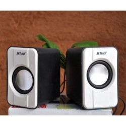 USB Stereo Speakers JT-2617 - White