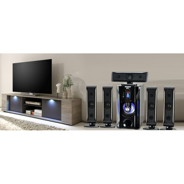XCL 5.1 Home Theater Surround Speaker System DM-6561