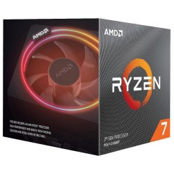 AMD Ryzen 7 3700X 8-Core 3.6 GHz (4.4 GHz Max Boost) Socket AM4 65W CPU