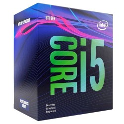 Intel Core i5-9400 Coffee Lake 6-Core 2.9GHz (4.1 GHz Turbo) LGA 1151 65W Desktop Processor with Intel UHD Graphics 630