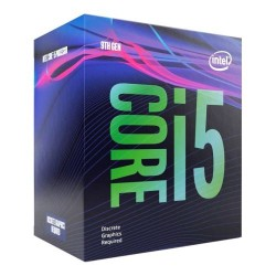 Intel Core i5-9400F CPU 9M Cache 6x 2.9GHz up to 4.10 GHz 2019 Box