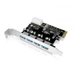 PCI Express to 4x USB3.0 CARD