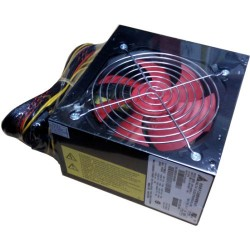 Delta PSU 450W ATX 12cm Black Solid Red Blade 220V 50Hz