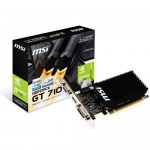 MSI GeForce GT 710 1GB DDR3 Graphics Card PCI-E 2.0