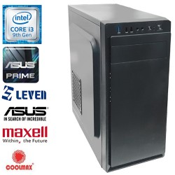 Intel Core i3-9100F ASUS PRIME H310M-A 8GB DDR4 ASUS GT710 2GB 240GB SSD Desktop PC