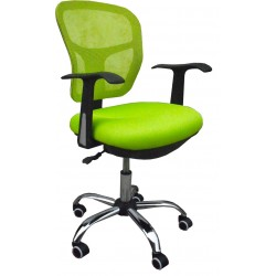 Computer Office Mesh Chair BY-1375 Green