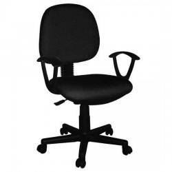 Computer Office Chair C-612 Black