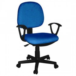 Computer Office Chair C-612 Blue